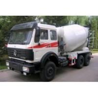 Buy cheap North Benz bulk cement trucks 2534B 6*4 Special truck Concrete mixing truck from wholesalers