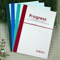 China Package&printing service/Soft Cover Notebook (Saddle stitching-binding type) on sale