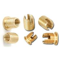 China Brass Self Tapping Threaded Inserts on sale