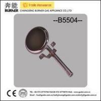 Buy cheap B5504 water heater ignition parts stainless steel round gas burner from wholesalers