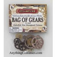 Buy cheap SteamPunk Bag of Gears from wholesalers