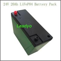 Best 24V 20Ah Battery For UPS Battery/LY-F16010-B wholesale