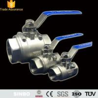 Best Stainless steel ball valve parts manufacturers wholesale