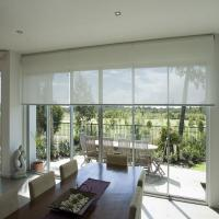 China Roller shade cloth roller blinds roller shade fabric on sale