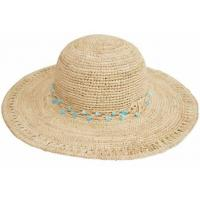 Buy cheap women straw cowboy hat with decoration from wholesalers