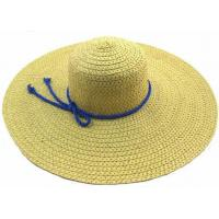 Cheap 2016 fashion product summer women straw hat for sale