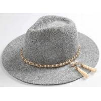 Buy cheap Newest Custom panama hat ,panama sombrero straw hat from wholesalers