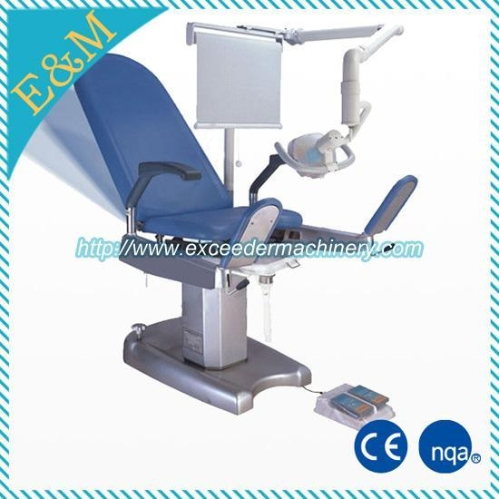 Cheap EM-GC011 gynecological operation table for sale