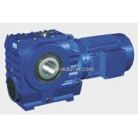 Best S series helical-worm gear reducer wholesale