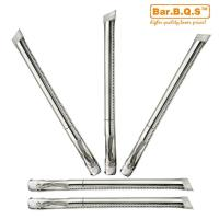 Buy cheap Stainless Steel Burner for Grill Chef Ken more Sears Lowes Model Grills 11631-5pack 15.1inch from wholesalers