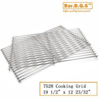 Best 2 Pcs Weber 7528 Gas Grill BBQ Stainless Steel Cooking Grid Grate wholesale