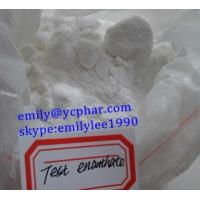 Best Legal Safe Testosterone Enanthate Steroids Powder To Promote Male Muscle Growth CAS 315-37-7 wholesale