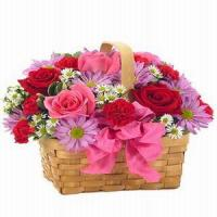 Buy cheap Basket of Love NO.82 deliver flower to shenzhen from wholesalers