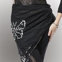 Buy cheap Newest Triangle Diamond Belly Dance Hip Scarf,Belly Dance Waist Belt For Women from wholesalers
