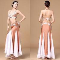 China New Arrival Professional Elegant Egyptian Bra Performance Belly Dance Costume on sale