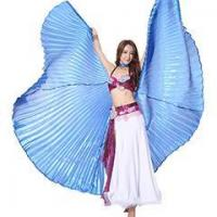 Best Professional 360 Degree Performance Belly Dance ISIS Wing,Belly Dance Accessory wholesale
