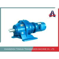 China BWE series one stage cycloidal pinwheel speed reducer manufacture on sale
