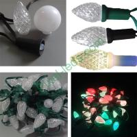 Buy cheap C9/G40 milky/crystal ws2811 pixel Christmas LED string from wholesalers