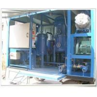 China High - Vacuum Transformer Oil Filtration and Dehydration Plants on sale