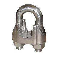 Best Wire Rope Clip US Type Casted Malleable Clip wholesale