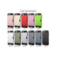 Best Rugged Shockproof case For iphone 7/7 plus - 11 Colors Armor phone case wholesale wholesale