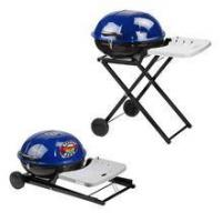 Buy cheap Kettle & Round BBQ Grills 22.5'' Folding trolley grill kettle bbq grill from wholesalers