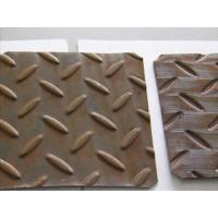 Buy cheap Steels & Metals Hot rolled chequered plate from wholesalers