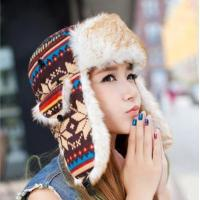 Best womens thick warm winter hats with ear flaps wholesale wholesale