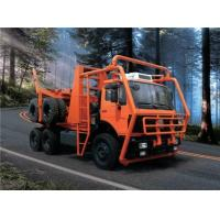 Buy cheap Product Title: Beiben 6x4 6x6 420hp Heavy Duty Logging Truck Wood Transportation Truck from wholesalers