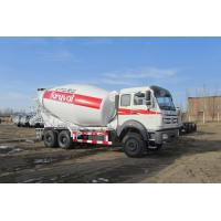Buy cheap Product Title: Beiben NG80 6x4 380hp Concrete Mixer Truck from wholesalers