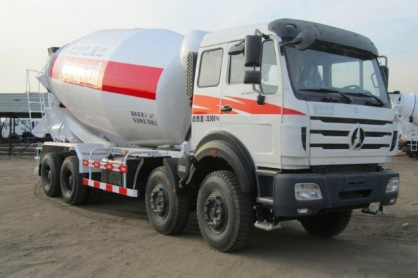 China Product Title: Beiben NG80 6x4 Concrete Mixer Truck In Low Price Sale