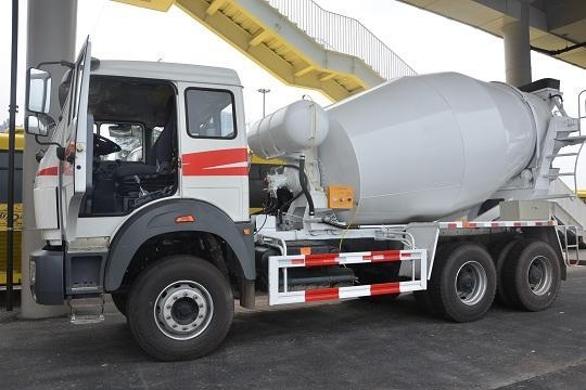 China Product Title: North Benz Concrete Mixer Truck