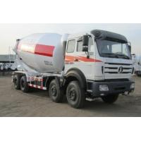 Buy cheap Product Title: Beiben NG80 8x4 12m3 Concre Mixer Truck from wholesalers
