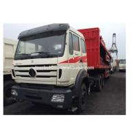 Best Product Title: Beiben NG80 6x4 tractor head with CIMC 3axle container trailer wholesale