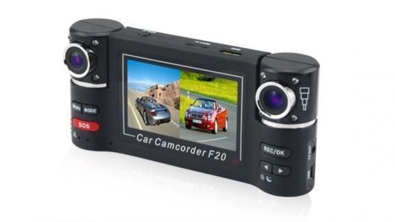 China Dual Camera For Car CL-F20