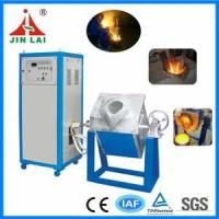 Buy cheap 50kg Iron Inductotherm Electric Melting Furnace (JLZ-110KW) from wholesalers