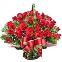 Buy cheap Valentine's Day Heveanly Red Roses.No.11 send flower to australia sydney from wholesalers