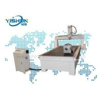 China 1325 4 axis CNC router with rotary fixture wood engraving CNC machine kit on sale