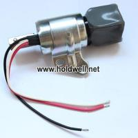 Best Kubota Engine Parts Stop Solenoid 1E231-60010 wholesale
