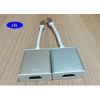 China 1080P HDMI Female To Male USB 3.1 Type C Cable Adapter For HDTV on sale