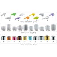 Best Plastic Hand Lotion Pump With Aluminum Cover 24/410 wholesale