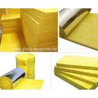 Buy cheap glasswool roll/glass wool blanket density 12kg/m3x30m x1.2m x50MM from wholesalers
