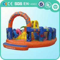 Best mini inflatable fun city wholesale