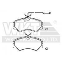 Brake Pad Set Catalogue WKT19009