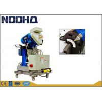 Best Steel Plate Edge Milling Machine Vertical Facing D X Type For 8-60mm Plate wholesale