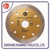 Best HM37 X-sharp Super Thin Diamond Saw Blade For Ceramic wholesale