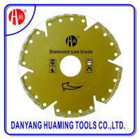 Best HM33 Vacuum Brazed Diamond Blades wholesale