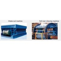 China Ductile Iron fittings production equipment for Resin sand foundry process on sale