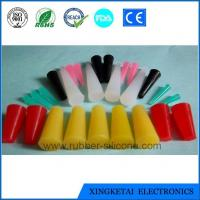 Best Custom Colored High Temperature Resistant Silicone Rubber Plug wholesale