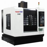 Best 4 Axis CNC Milling Machine High Speed Vertical Machining Center V-6 wholesale